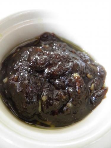 Olives Noires, Olives Vertes, Citron, Sucre de Canne